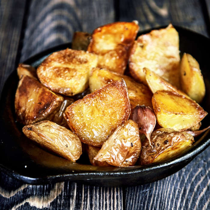 Crispy-potatoes