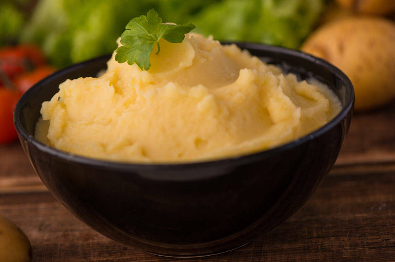 Seasoned Mashed Potatoes